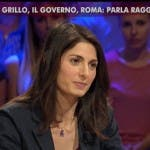 Virginia Raggi, Ballarò