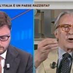 In Onda, Vittorio Feltri vs Gennaro Migliore