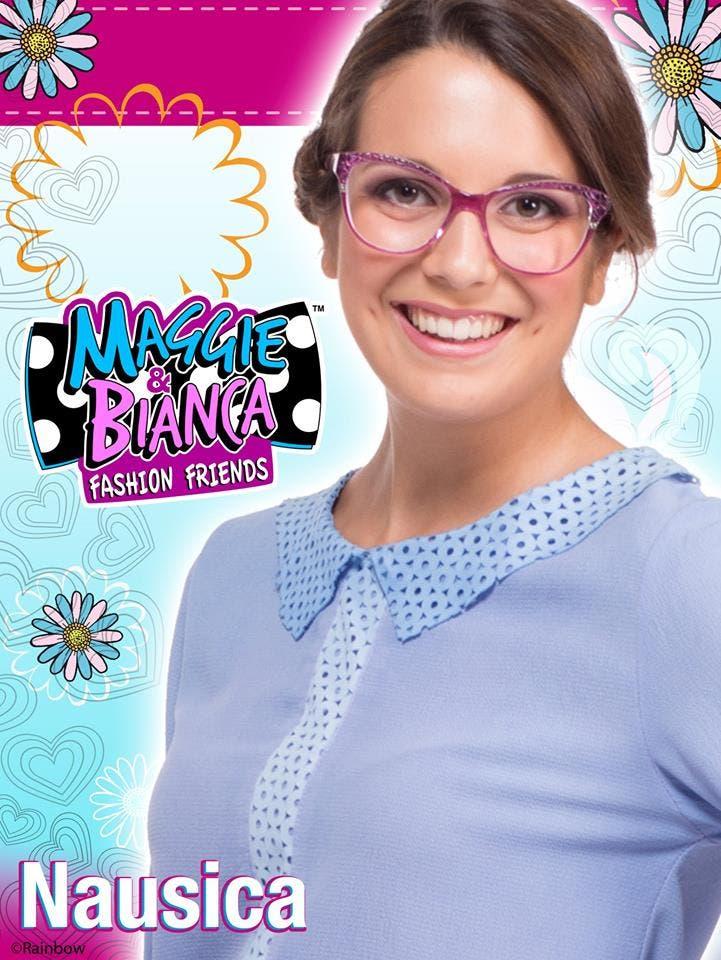 Maggie bianca fashion friends su raigulp la nuova serie for Disegni da colorare maggie e bianca