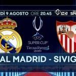 Real Madrid-Siviglia