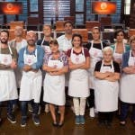 Celebrity Masterchef - i concorrenti
