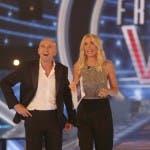 GF VIP - Alfonso Signorini e Ilary Blasi - puntata 1