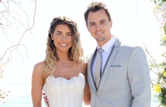Steffy e Wyatt si sposano