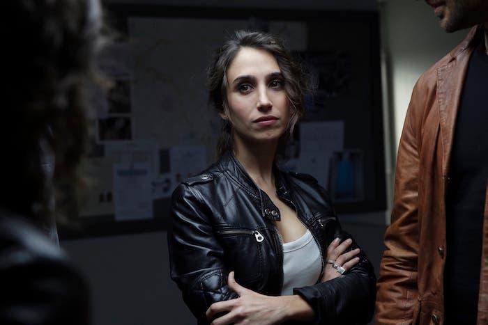 Silvia D'Amico in Squadra Antimafia - Il Ritorno del Boss