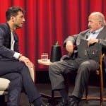 Costanzo e Fabrizio Corona