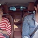 Fan Car-aoke, Alessandra Amoroso e Giampaolo Morelli