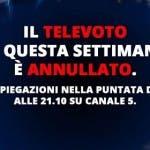 GF VIP - Televoto annullato