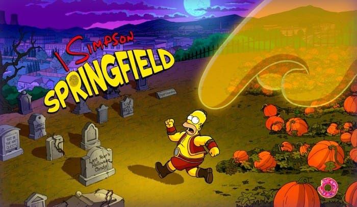 I Simpson - La Paura Fa Novanta