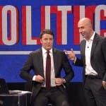 Politics, Matteo Renzi Gianluca Semprini