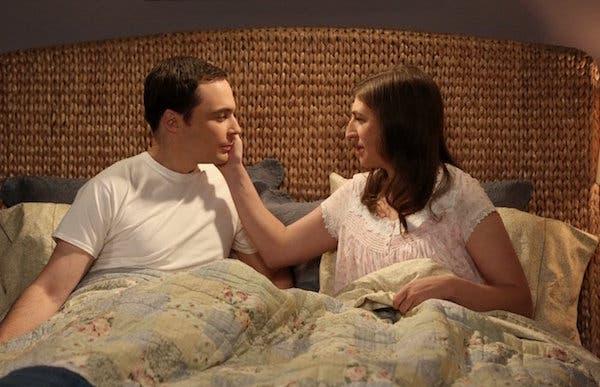 The big bang theory: la nona stagione tra il matrimonio di penny e leonard e la prima volta di sheldon e amy