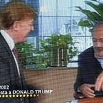 Costanzo Show intervista Donald Trump