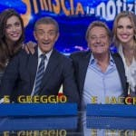 Ezio Greggio, Enzo Iacchetti e le Veline