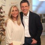 Mara Venier e Fabrizio Frizzi