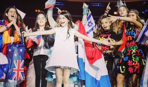 junior eurovision song contest 2016 vincitore