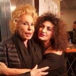 Ornella Vanoni e Marcella Bella