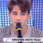 Riccardo Marcuzzo - Amici Casting