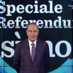 Speciale Referendum, Bruno Vespa