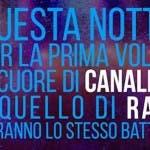 CAPODANNO CANALE 5 RAI1 COLLEGAMENTO