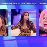 Karina Cascella, Elettra Lamborghini e Platinette