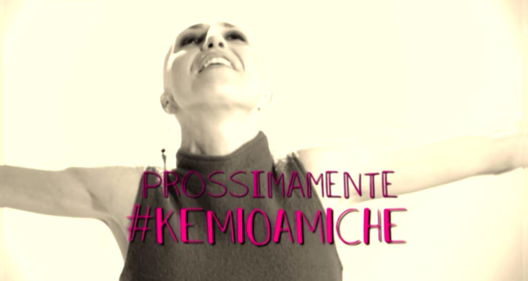 #Kemioamiche