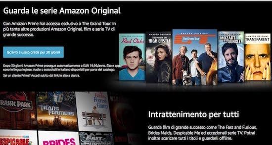 23fc97b4512cec Amazon Prime Video   Prezzi   Come funziona   Catalogo   DavideMaggio.it