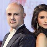 Gianluigi Nuzzi e Elena Tambini