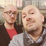 Marco Salvati e Christian Monaco