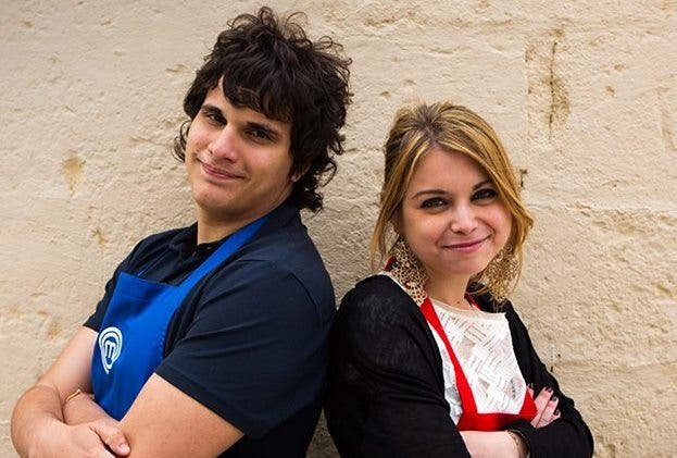 MasterChef 6 - Valerio e Margherita in esterna