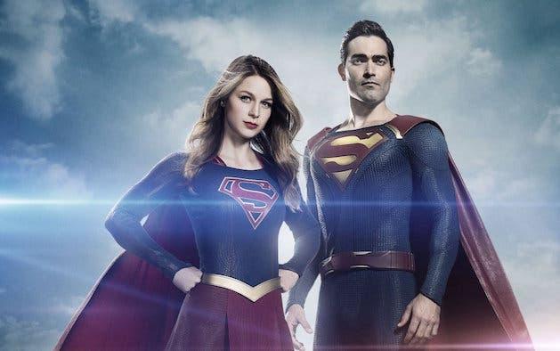 Supergirl e Superman