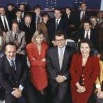 Tg5 - i fondatori e la prima redazione