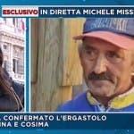 Alessandra Borgia chiama Michele Misseri