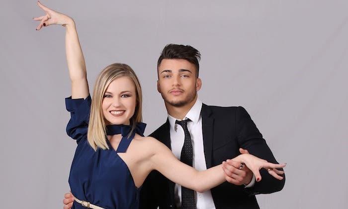 Anastasia Kuzmina Fabio Basile ballando