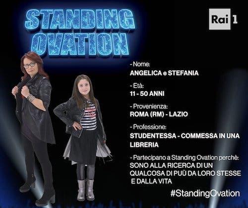 Angelica e Stefania