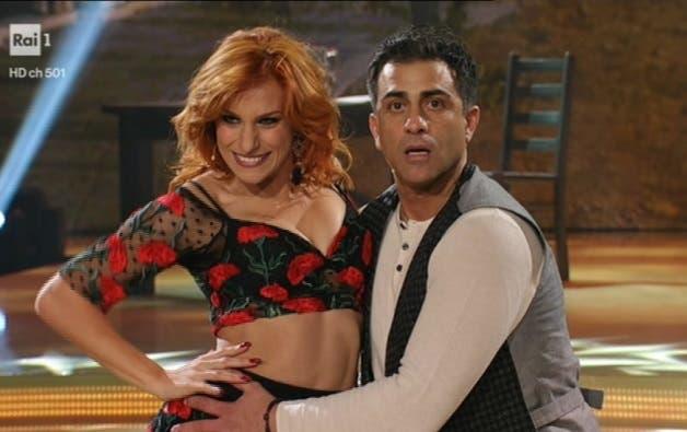 Ballando con le Stelle 2017 - Alessandra Tripoli e Simone Montedoro
