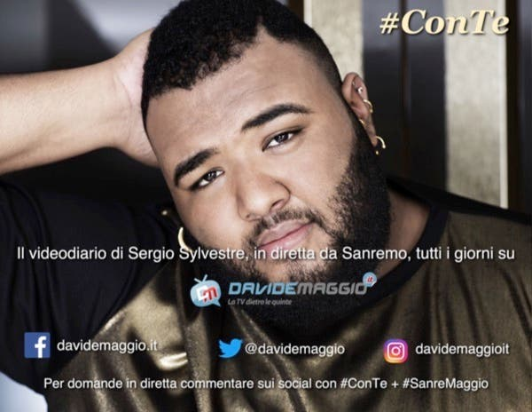 #ConTe - Sergio Sylvestre