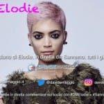 #DMElodie, il videodiario di Elodie in diretta da Sanremo su DavideMaggio.it