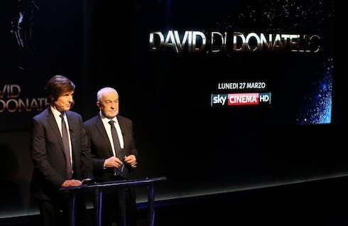David di Donatello 2017 nomination
