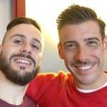 Filippo Ranaldi e Francesco Gabbani