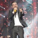 Gabbani (Sanremo 2017) ufficio Stampa Rai-iwan