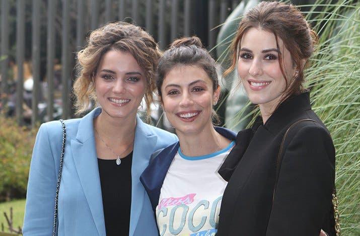 Giusy Buscemi - Alessandra Mastronardi e Diana Del Bufalo