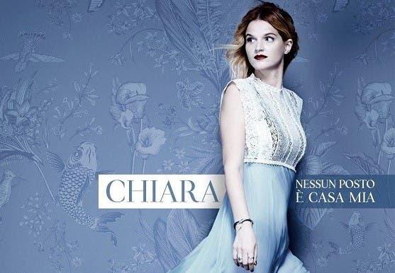 Il Nuovo Look di Chiara Galiazzo
