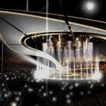 La scenografia dell'Eurovision Song Contest 2017