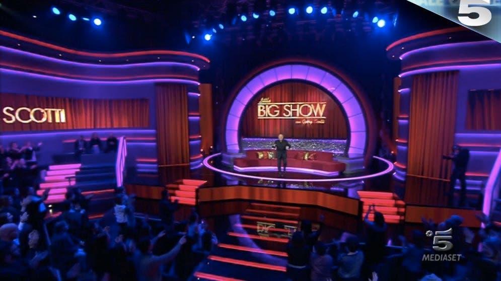 Little Big Show - Gerry Scotti