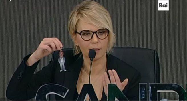 Maria De Filippi conferenza stampa d'apertura