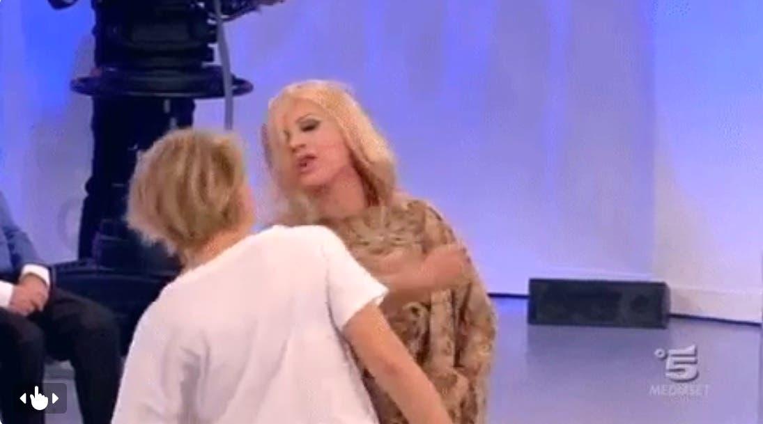 Maria VS Tina - Uomini e Donne