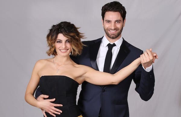 Samanta Togni e Antonio Palmese