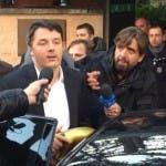 Tapiro d'oro a Matteo Renzi