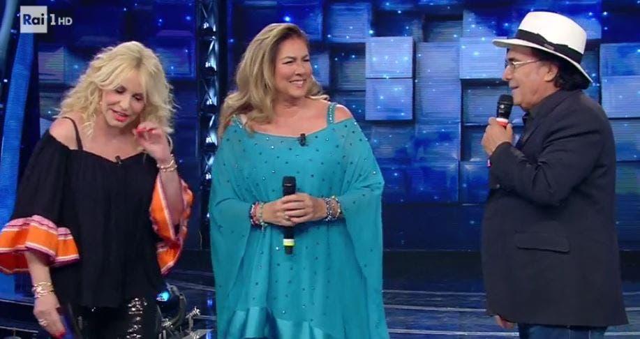 Al Bano e Romina a Standing Ovation
