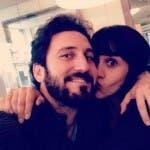 Alex Gadea e Megan Montaner