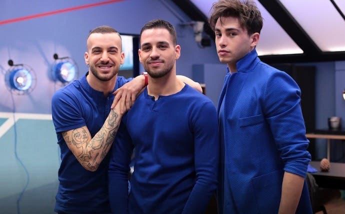 amici blu
